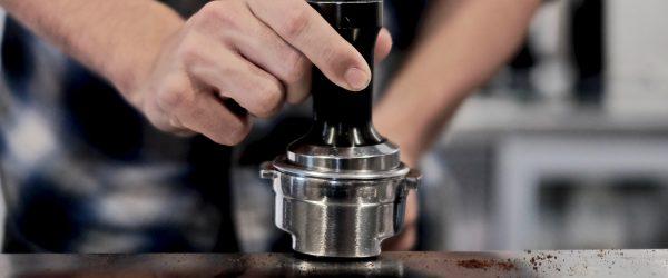 Koffie-tampen